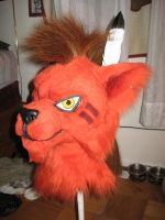 RedXIII Mask by Monoyasha