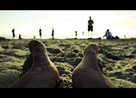 Sand.Sea.Summer by erezija
