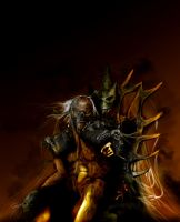 I am the Darkness by goor