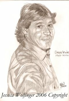 Remembering Steve Irwin by Jessica59874