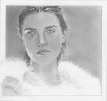 Katie McGrath 2 by Suanin