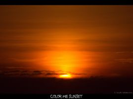 color me sunset by draekko