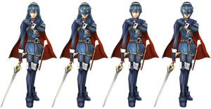 Lucina and Alts by Gentlemanly