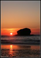 Sun Spot by Kernow-Photography