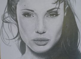 Angelina Jolie by nosslo