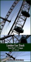 London Eye Stock - Pack 1 by Aimi-Stock