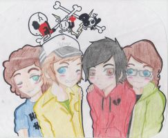 Cute FOB by FallOutGirlxD