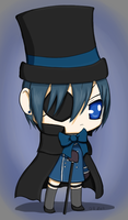 Ciel Chibi by NejiKitty