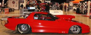 ProStock Camaro by boogster11