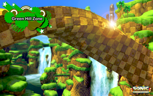Sonic Generations Green Hill 2 by darkfailure