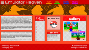 Emulator Heaven [ V0.16 ] Index Design by WindFallTX