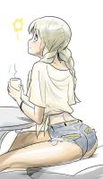 Soul Eater - Morning Coffee by Gairon