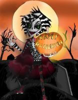 Happy Halloween 2011 by angie2d