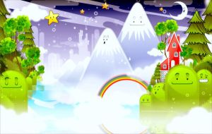 Dreamland Wallpaper by chicho21net