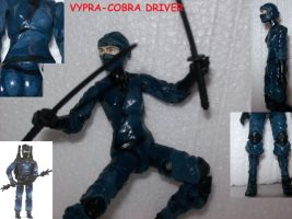 Vypra second attempt by lovefistfury