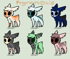 (CLOSED) Maskee Adopts 1 by ProgramOllie