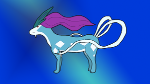 Top 36 Favorite Pokemon Countdown: 31... Suicune by Meowstic-45