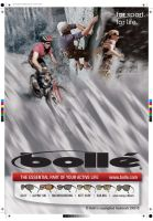 Bolle poster by Linduzki