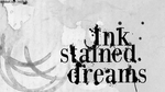 Ink stained dreams - wallpaper by devASHBA