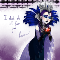 I did it all for you by Vita-ex-machina