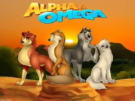 Alpha and Omega Poster Redesign by Rawri-Tea