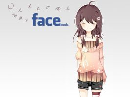 Facebook cover by shiver1992