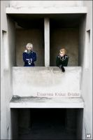 Cosplay APH -  German Brothers by kei-devyluzth