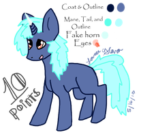 ..::Closed::..MLP PONY ADOPT ..::Closed::.. by LaurenBlu