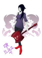 Marceline by ZeroReqiem