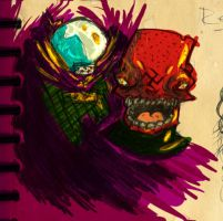 mysterio_red_skullz by Xero-Tau