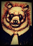 buisness bear by sir-thomas-morgan
