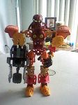 bionicle samus 1.0 by pokemontrainergray