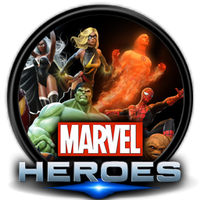 MARVEL Heroes - Icon by Blagoicons