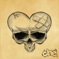 Heart Shaped Skull by RadicalFlaw