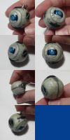 Wheatley Cellcharm by ChibiSilverWings