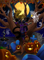 Eve of all things spooky by Sakuyamon