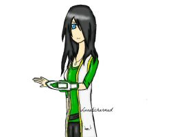 Bakugan Oc: Nightwish Kyoma NV by Lunaticharmed