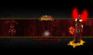 World of Warcraft - Blood Knights Wallpaper by Apocryphea