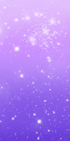 Free Custom Box Background: Purple Sparkles by SpookyBjorn