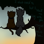 i don't need to, but i want to. by Helkie-three