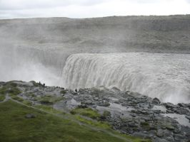 Dettifoss by Wolfsjal