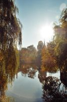The last autumn by marialivia16
