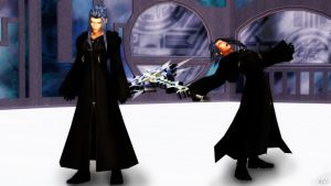 Saix Update [XPS] by LexaKiness