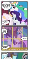 Meanwhile in Canterlot Castle Part 2 by stratusxh