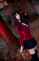 Fate/Stay Night - Rin Tohsaka 5 by KiaraBerry