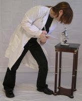 Mad Scientist Mari 56 by TwilightAmazonStock