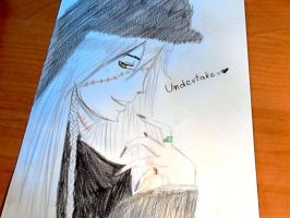 The Undertaker by deoxys90