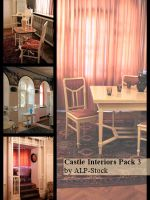 Castle Interiors Pack 3 by ALP-Stock