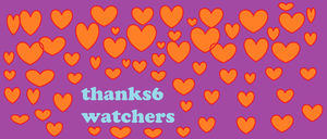 Thanks 6 Whatshers by catalollipop