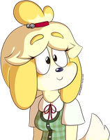 Isabelle! by gonenannurs